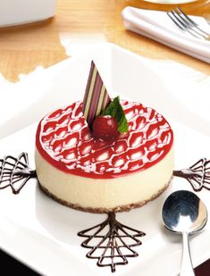 Torta mousse de chocolate branco / DIY, Food, Candy