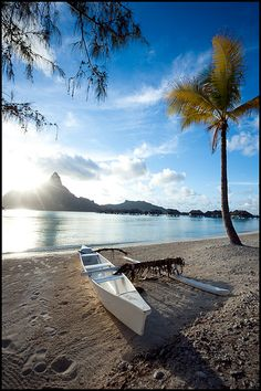 Anniversary trip... Bora Bora. Yes, please!