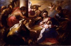 https://flic.kr/p/QhFqRs | Valerio-Castello-The-Adoration-of-the-Shepherds