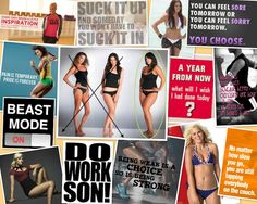 My Motivation Wall. Goal-June No skin and bones! Just Healthy, Curvy, and Happy! Skin And Bones, Motivation Wall, Work Hard, Kicks, Curvy, June, Exercise, Inspirational, Goals