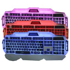 3 Color Backlit Adjustable Red Blue Purple Light Keyboard USB Laptop Professional Wired Gaming Keyboard for Pro Gamer    70.12, 50.99  Tag a friend who would love this!     FREE Shipping Worldwide     Get it here ---> https://liveinstyleshop.com/3-color-backlit-adjustable-red-blue-purple-light-keyboard-usb-laptop-professional-wired-gaming-keyboard-for-pro-gamer/    #shoppingonline #trends #style #instaseller #shop #freeshipping #happyshopping