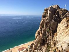 Hiking Mt. Solmar in Cabo. This wouldn't be something that GRP could do, but it looks fun....