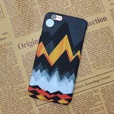 (9) Fancy - Aztec Mountains iPhone Case