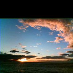 Foster City sunset