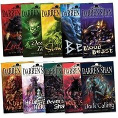 Darren Shan Demonata 10 Books Collection Set Pack (Darren Shan Collection) (Wolf Island, Deaths Shadow, Hells Heroes, Bec, Blood Beast, Dark Calling, Lord Loss, Demon Thief, Slawter, Demon Apocalypse) by Darren Shan, http://www.amazon.com/dp/1780487037/ref=cm_sw_r_pi_dp_cQGMtb1BK502K
