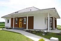 ELK Fertighaus GmbH  http://www.unger-park.de/musterhaus-ausstellungen/erfurt/galerie-haeuser/detailansicht/artikel/elk-parzelle-16/#musterhaus #fertighaus #immobilien #eco #umweltfreundlich #hauskaufen #energiehaus #eigenhaus #bauen #Architektur #effizienzhaus #wohntrends #zuhause #hausbau #haus #design #elk #erfurt #bungalow
