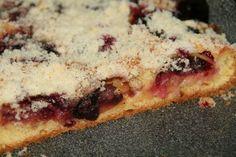 Kysnutý slivkový koláč s posýpkou Banana Bread, French Toast, Food And Drink, Pie, Cheese, Meals, Baking, Cookies, Breakfast