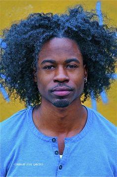 139 best Men\'s Afros images on Pinterest   Natural Hair, African ...