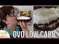 OVO DE PÁSCOA PRESTÍGIO | LOW CARB - YouTube