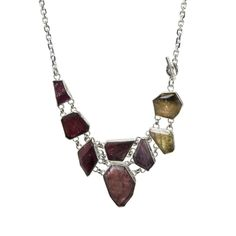 Legacy Collection Tourmaline Statement Necklace