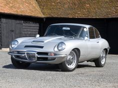 Jaguar E-Type 4.2-Litre Coupe by Frua (1E21041) '1965