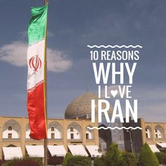 Iran is a wonderful country that fascinates me since I visited it. Here goes my personal chart of 10 reasons why I felt in love with the country.