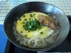 「すばエリアTJ4855」の手打ち軟骨ソーキそば(細麺&あっさり)