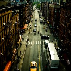 Manhattan, can't wait to be in the midst of this again!