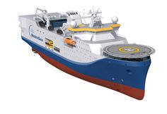 Rolls-Royce has delivered advanced deck machinery system for a highly specialised new Amazon-class seismic research vessel for WesternGeco, which is under construction at Flensburger Shipyard in Germany.