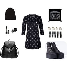 """THE CRAFT 2.0"" by black-blessed on Polyvore"
