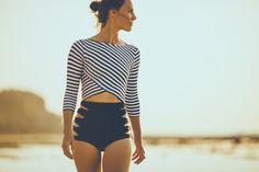 ELECTRIC SALT | Salt Gypsy Surf editorial styled by Danielle Clayton // Salt Gypsy and shot by Carly Brown (AU). September 2014.