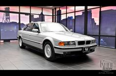 This '98 only has 82k miles! Comes complete with awesome car phone!  1998 BMW 740iL Sedan at Kuni BMW - $11,999