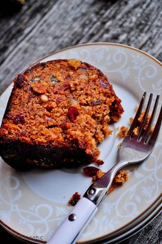 Christmas Fruit Cake, Kerala Plum Cake, Cake with Rum and Dry Fruits, Christmas Cake Recipe