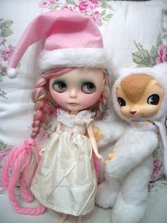 Dreaming of a pink Christmas.... by simplychictiques, via Flickr