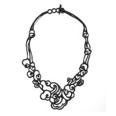 Batucada, Cloud Necklace – Mora Designer Jewelry