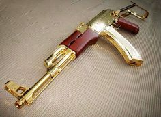 gold kallash ari #remington