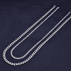 d14c969f330a3d Wholesale 4MM 6MM 8MM Stainless Steel 1:1 NK Fegalo Chain Necklace Cool Fashion  Men's Jewelry Christmas Brothers Gift drop ship