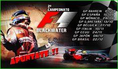 Banner campeonato F1