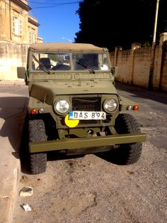 Hummer H1, Land Rovers, Military Army, My Dream Car, Land Rover Defender, Jeeps, Lima, Vintage Cars, Motors