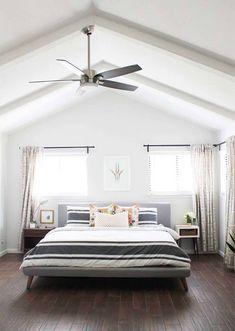 Mid-Century Modern Bedroom-27-1 Kindesign