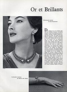 Jean Parmentier (Jewels) 1954 Mellerio dits Meller