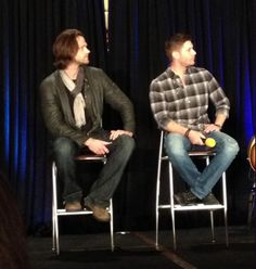 Jensen and Jared #PhxCon15