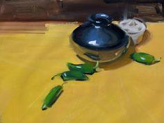 Pintura a óleo de Robert Lemler
