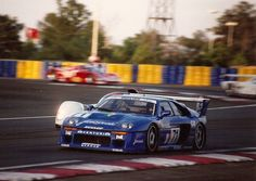 Venturi 500LM 1993 Le Mans Jacques Laffite / Michel Maisonneuve / Christophe Dechavanne Cor Euser / Harald Becker / Christian Vann #motorsport #racing #lms #car #motor #passion #sport #prototype #gt #24h