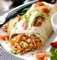 chicken burrito recipe | Wrap N' Roll With These 15 Phenomenal Burrito Recipes, check it out at http://homemaderecipes.com/15-burrito-recipes/