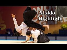 Aikido Highlight - Shirakawa Ryuji sensei - YouTube