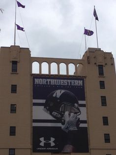 Ryan Field, home of the Northwestern University Wildcats