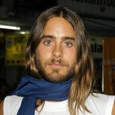 Jared Leto Long Hairstyle