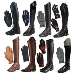 Why do you think is it essential to consider the proper suggestions in acquiring the equestrian boots to be utilized with or without any horseback riding competitors? Horse Riding Boots, Riding Hats, Riding Gear, Horse Tack, Riding Clothes, Riding Outfits, Clothes Horse, Cowgirl Boots, Western Boots