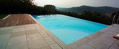 Le piscine a sfioro: perchè sono utili?