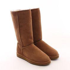 UGG AUSTRALIA Boots Classic Brown | eBay
