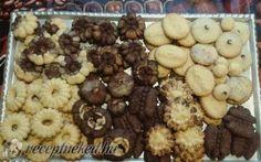 Kinyomós keksz recept fotóval