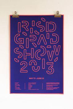 RISD Grad Show 2013 - Franziska Stetter