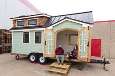 Interested in building a tiny house? Shop McCoy's Building Supply for all your home-building needs both big and small. www.mccoys.com