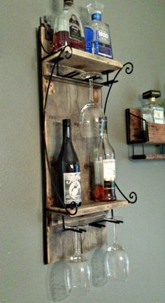 Vintage Ammunition Box Repurposed into Wine & by PacificElements, $195.00