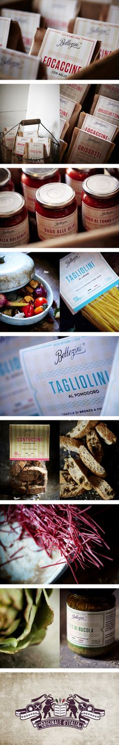 BELLEZINI Packaging by STUDIO CHAPEAUX #packaging #branding #marketing PD
