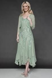 Image result for mother of the bride dresses in sage green
