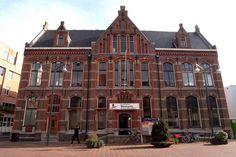Het Oude Postkantoor Deventer Nieuwstraat 28 Maart 2002 - Fotograaf Moric van der Meer