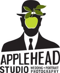 Applehead Studio | Halifax Wedding Photographers | Halifax, Nova Scotia logo