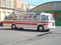 Buses And Trains, Busse, Dieselpunk, Cars And Motorcycles, Trucks, Vintage Cars, Transport, Retro, Czech Republic